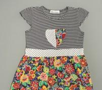 سارافون الیزابت|پوشاک بچه گانه گوچانا | لباس بچه گانه گوچانا  تولیدی پوشاک بچه گانه | تولیدی لباس بچهگانه عمده فروشی و پخش پوشاک بچه