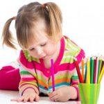 رنگ ها در نقاشی کودکان