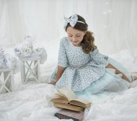 لباس عروس دخترانه|لباس عروس بچه گانه|تولیدی گوچانا